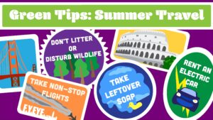 Green Tips for Summer Travel image