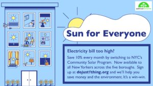 NYC Community Solar Program image