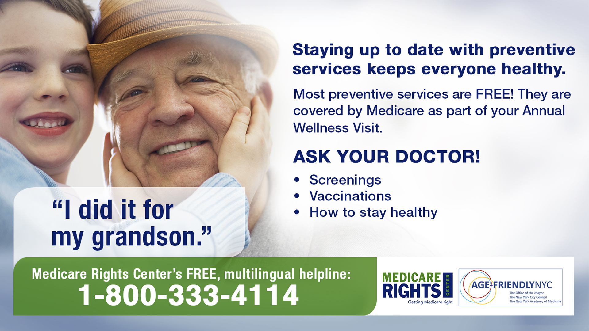 Schedule Your Annual Checkup banner