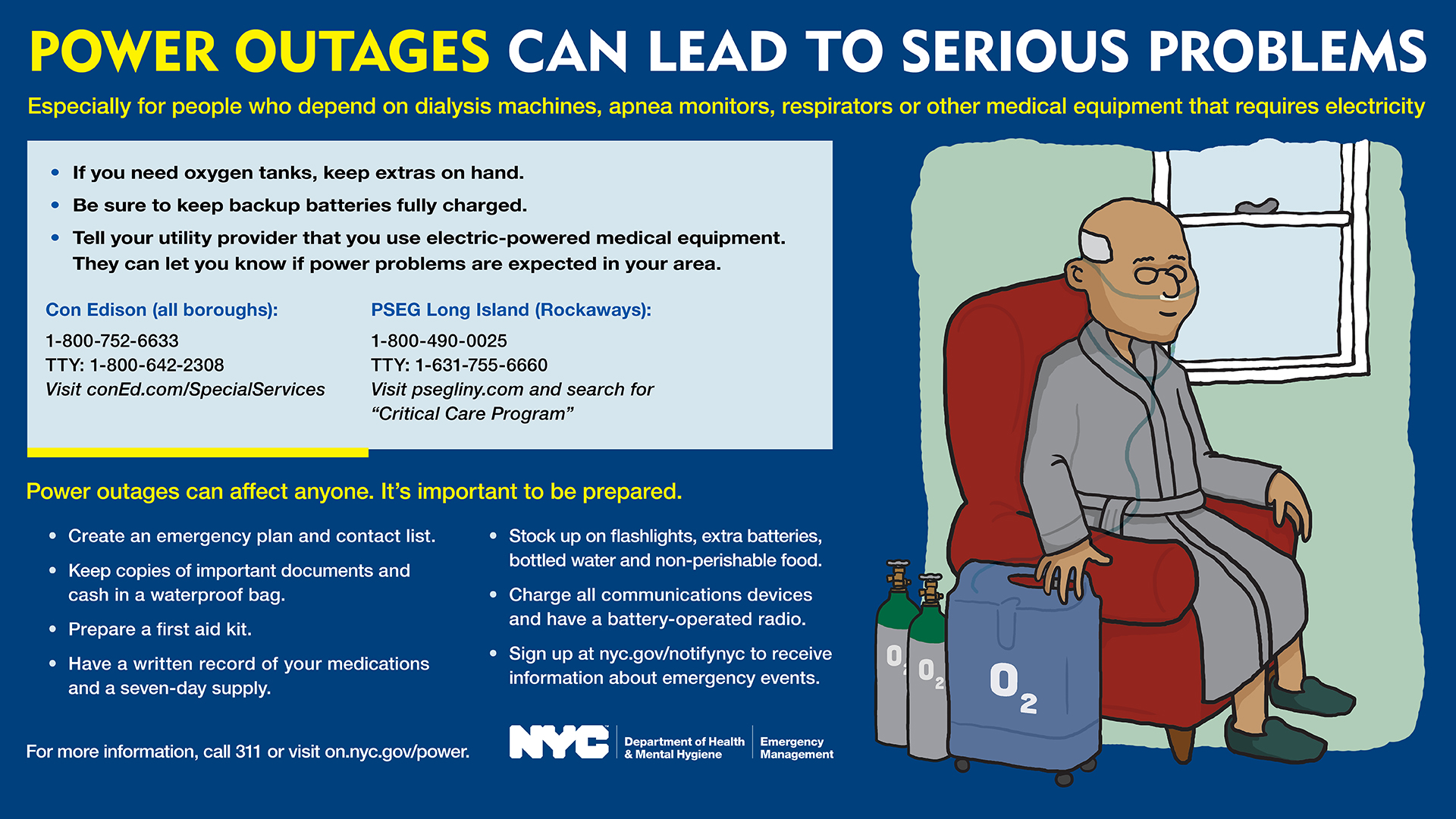 Power Outage Best Practices banner
