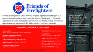 Firefighter Counseling Services image