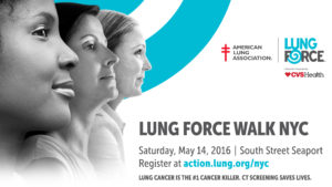 Lung Force Walk Awareness image