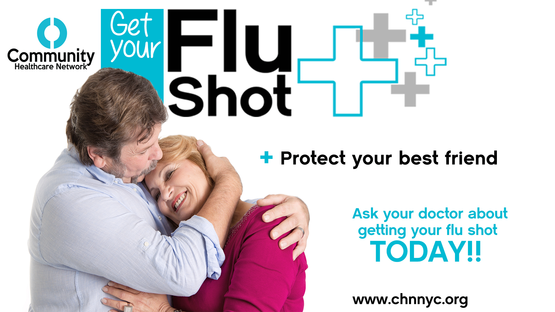 Get Your Flu Shot banner