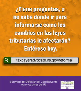 640x720-TaxpayerAdvocateServiceTaxReformSiteSpanish image