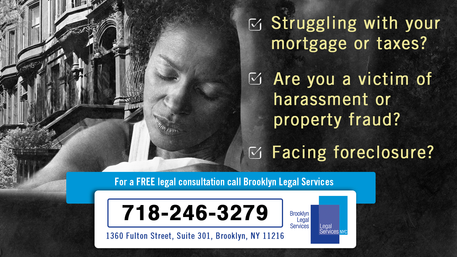 Foreclosure Assistance banner