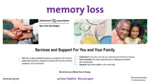 Alzheimer's Support Services image