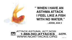 Childhood Asthma Awareness image