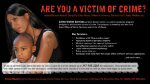 Crime Victim Services image