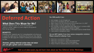 DACA Initiative Awareness image
