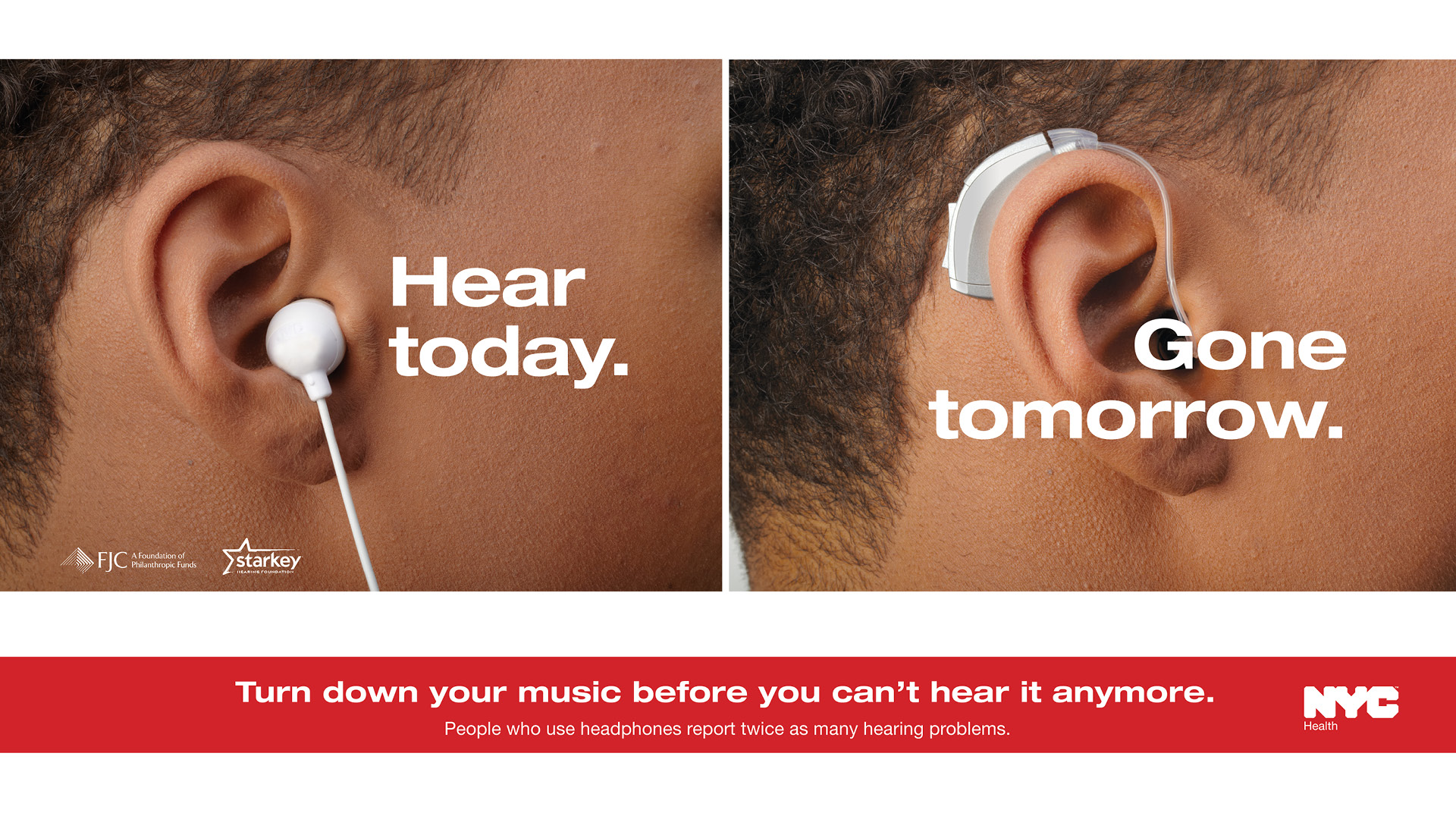 Prevent Hearing Loss banner