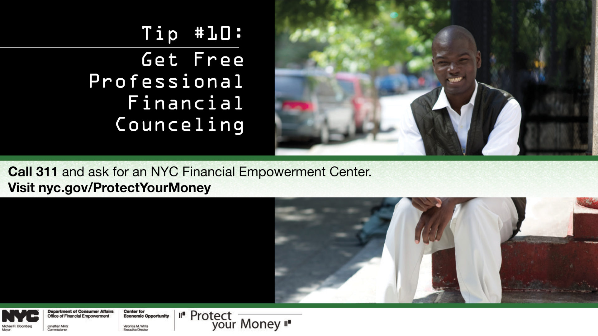 Free Financial Counseling banner