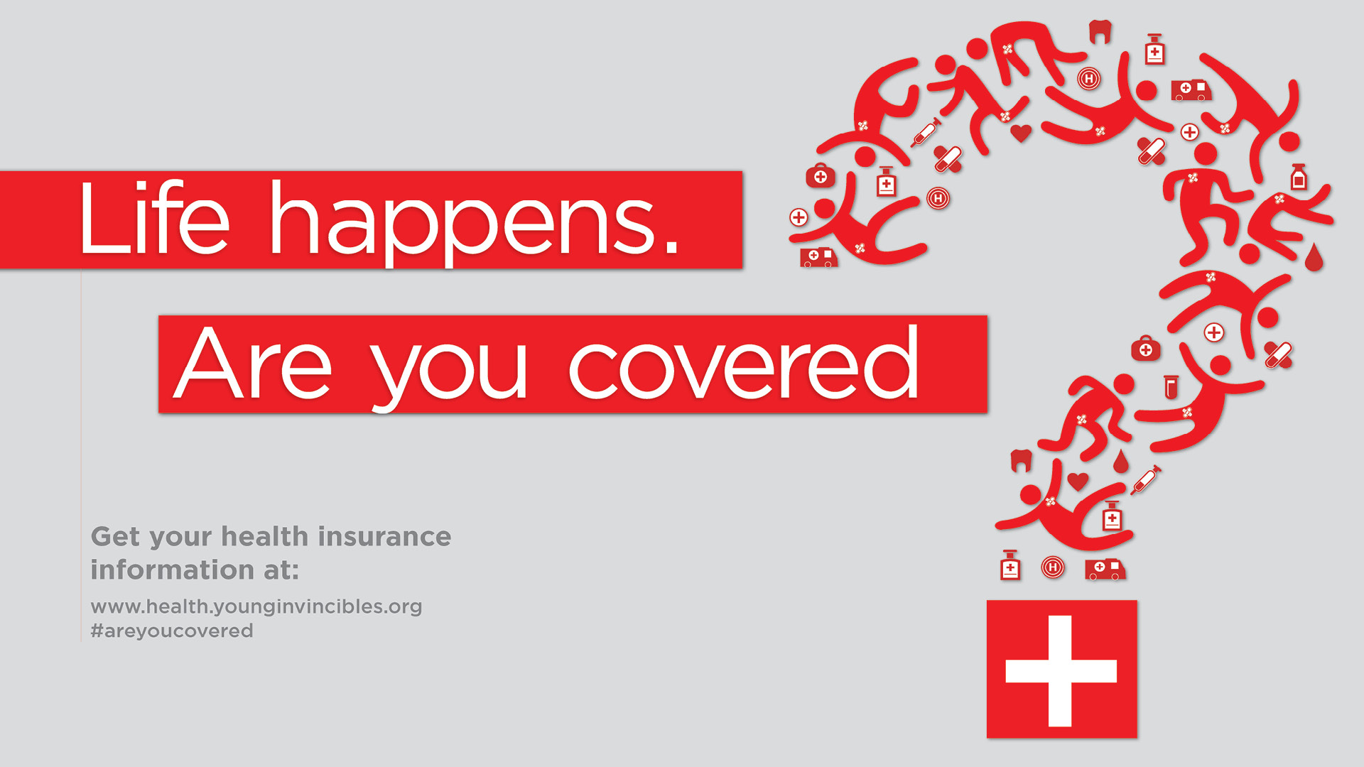 Sign Up For Health Insurance banner