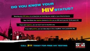 Get Tested for HIV image