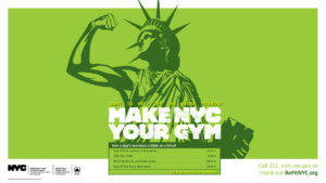 Make NYC Your Gym image
