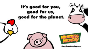 Meatless Mondays image