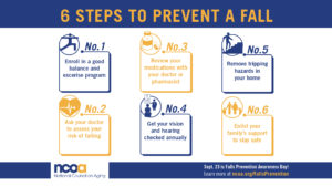 Fall Prevention Tips image