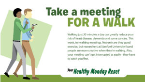 Take Your Meeting For A Walk image
