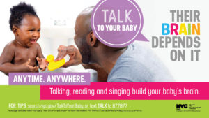 Talk To Your Baby image