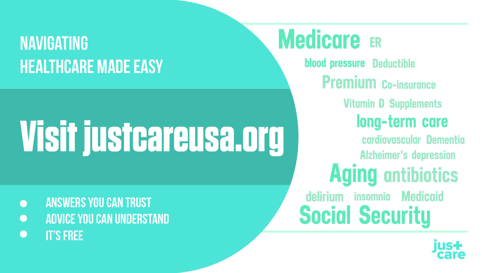 Medicare Education banner
