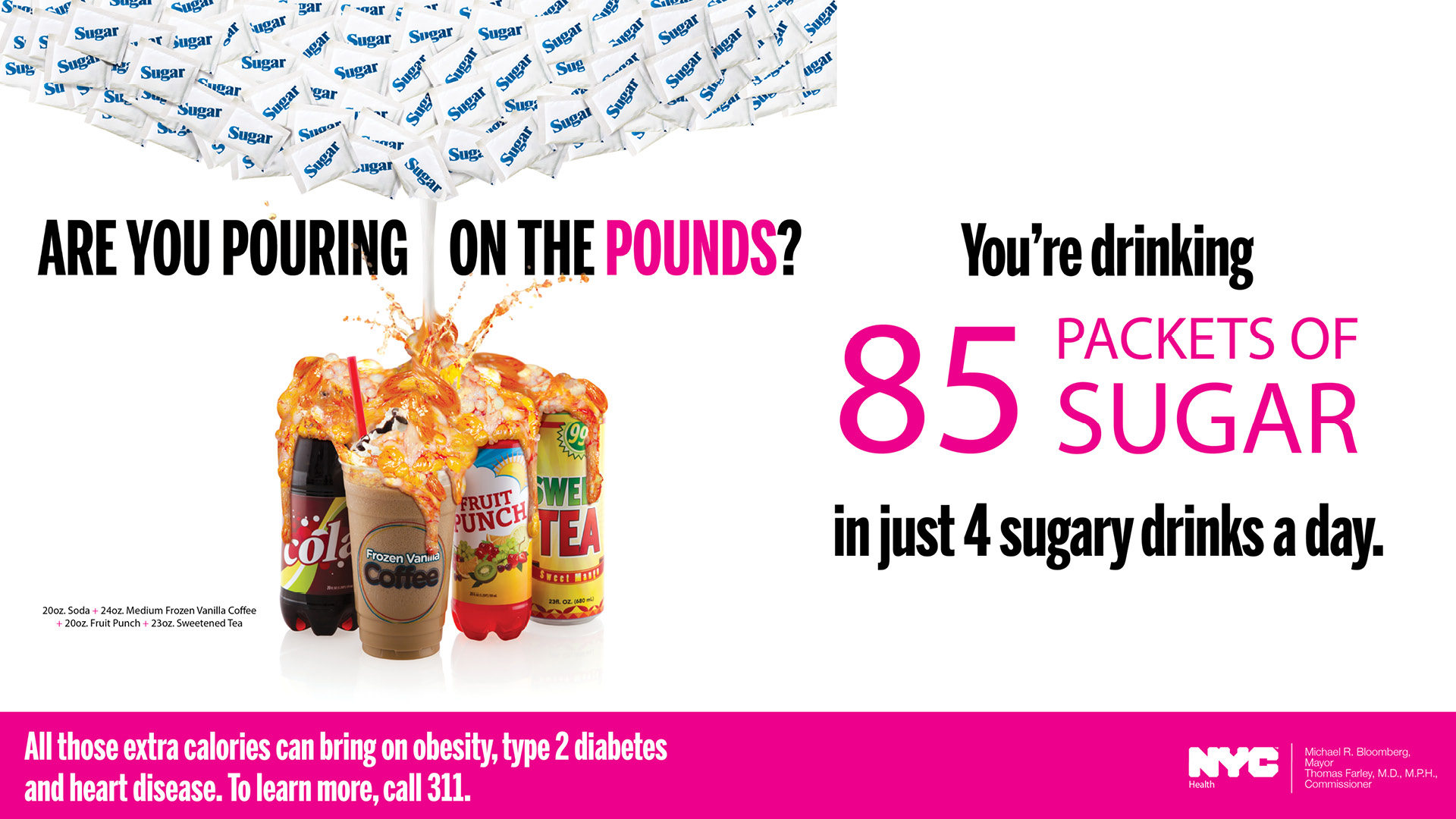 Reduce Sugary Drink Consumption banner