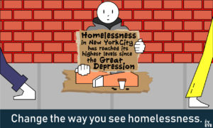 Homelessness Crisis Awareness image