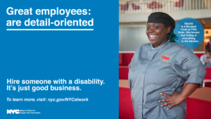 Hire Someone with a Disability image