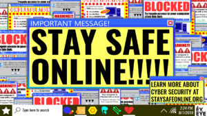 Cyber Security PSA (1280 x 720) image