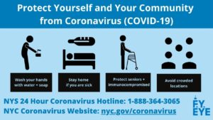 Stop the Spread of Coronavirus image