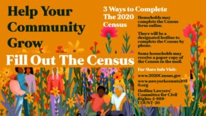 Complete the Census Today! image