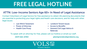 Free Legal Assistance image
