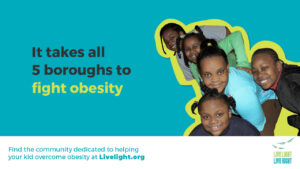 Fight Childhood Obesity image