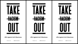 Take Out Racism image