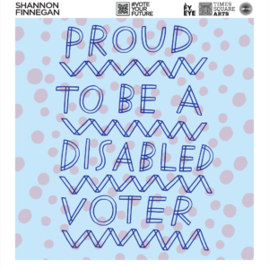Disabled Voter Power image