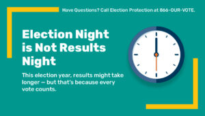 Election Night is Not Result Night image