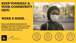 Wear a Mask! image