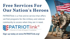 Free Services for Veterans image