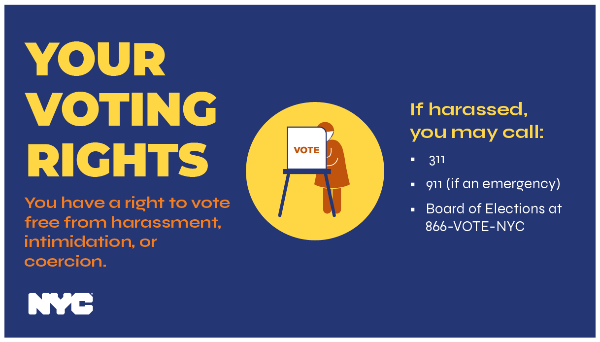 Your Voting Rights banner