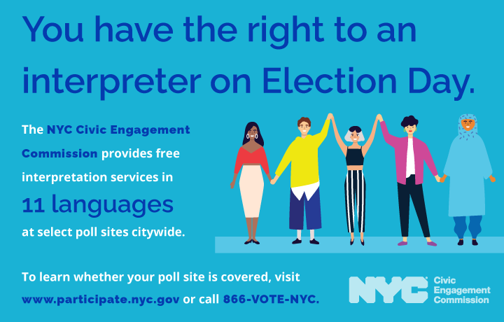 Poll Site- Know Your Rights banner