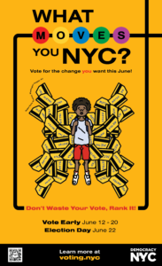 What Moves You, NYC? image