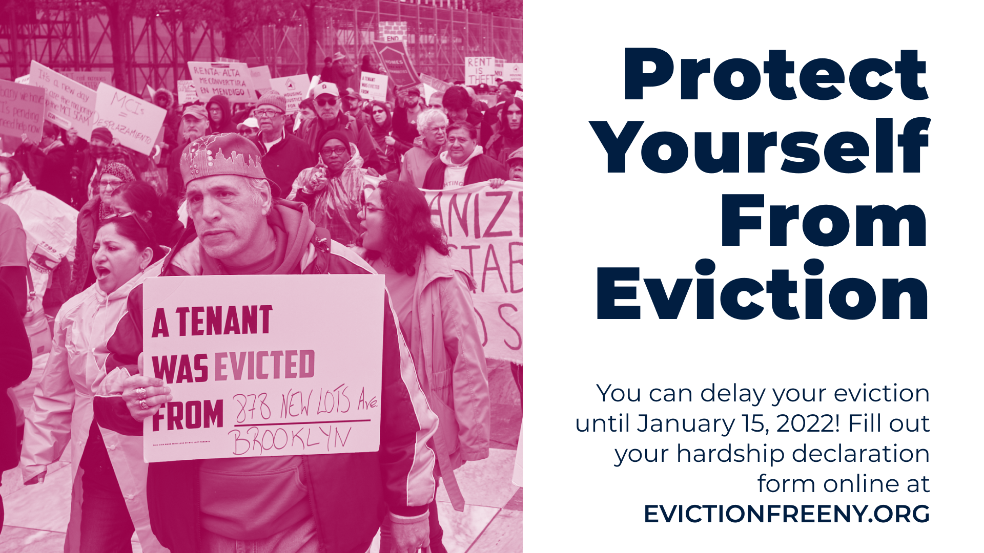 EvictionFreeNY banner